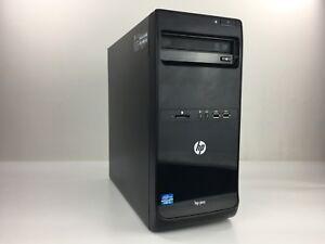 Windows 7 or 10 / 32 or 64 Bit HP Pro 3500 Tower Computer PC Intel i3 4GB-500GB