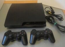 PS3 Console CECH-3001A with 2 Controllers