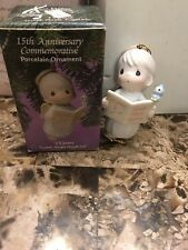 Precious Moments 15 Years Tweet Music Together Ornament 530840 by enesco