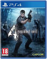 Resident Evil 4 HD  PlayStation 4  PS4
