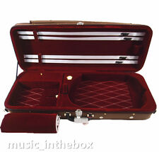 "New Color Enhanced Foamed Viola Case/Adjustable Fit 15"", 15.5"", 16"", 16.5"", 17"""