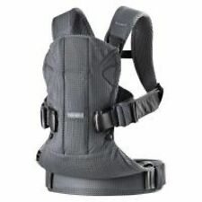 BabyBjorn Baby Carrier One Air Anthracite Mesh