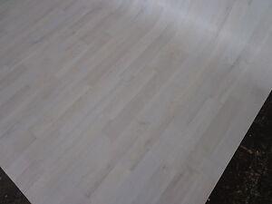 PVC Bodenbelag in grauen Planken 2m breit, 3,5m lang 7,45/€//m/² Zuschnitt