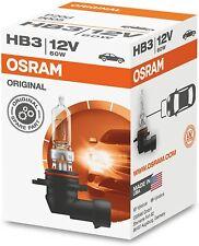 LAMPADA OSRAM HB3 12V 60W ORIGINAL LINE P20D SCATOLA L298