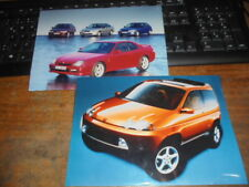 Pressefotos Konvolut Honda Civic 1998 Auto Car Fahrzeug Bilder Foto Photo