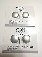 Yonka Alpha Fluid / Peel (Formerly known as Fruitelia / Complex Gel) Sample 2x