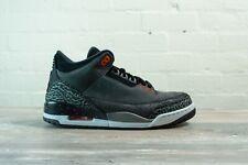 """Nike Air Jordan 3 Retro """"miedo Pack"""" Size UK 9.5 EU 44.5 nos 10.5"""
