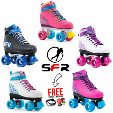 SFR Vision II Kids Roller Quad Skates (Inline Skates, Disco Skates, All Sizes)