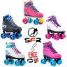 SFR Vision II Roller Derby Children's Quad Skates, 5 Colours!