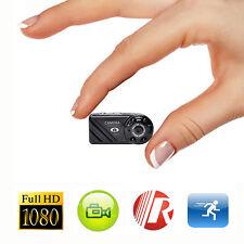 Full HD 1080P 12MP Spy Hidden Camera Security Night Vision Mini Cam Sport DVR