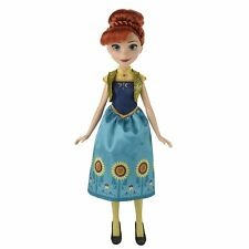 Disney Frozen Fever Princess Anna Doll Birthday Toy Christmas Gift NEW A6