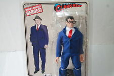 SUPERMAN RETRO SERIES 2 CLARK KENT 8 INCH ACTION FIGURE , NEW