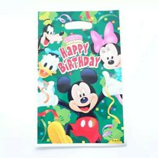 Children's Party Bags Disney Mickey Mouse Donald Duck Style  x 10 Loot Kids Toy