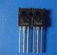 5 Pair 2SC3423-Y/2SA1360-Y A1360 C3423 Toshiba Audio Transistor US Stock f