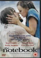 , The Notebook, Like New, DVD