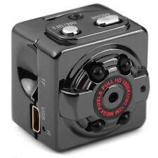 Mini Sport DV Camera1080P Full HD Dash Cam Camcorder 12MP IR Motion SPY SQ8 SET