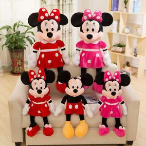 Hot Brand Jumbo Mickey Minnie Mouse BIG Plush Kids Birthday Toys Doll Xmas Gift