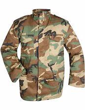 Feldjacke M65 US Army Jacke 2in1 Parka Winterjacke gefüttert BW Outdoor-Jacke