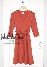 Womens Matilda Secret Fields Changing Leaves Kimono Dress Size XS X Small EUC