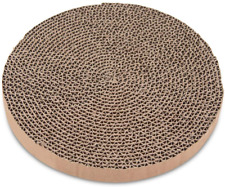 Cat Scratcher Pads Refill Round Scratching Board Best Pet Supplies (Pack Of 5)