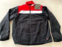 Galvin Green AUSTIN Stretch Gore-Tex Jacket XL Black / Red / Snow Worn Once