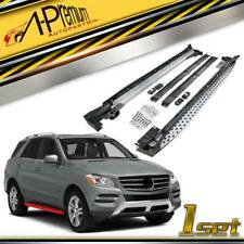 A-Premium Side Step Running Boards for Mercedes Benz W164 ML Class 2006-2011