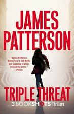 BookShots: Triple Threat by James Patterson and Andrew Bourelle (2016, Paperback