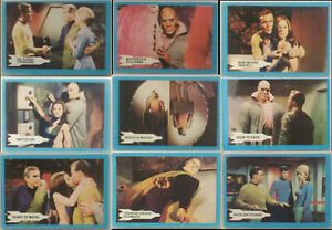 1969 Star Trek A&BC British Trading Card Collection- Your Choice of 55 or Set