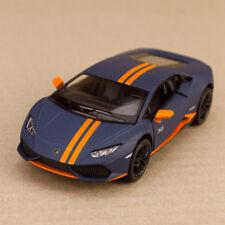 2016 Lamborghini Huracan LP 610-4 Avio Model Car 1 36 12.5cm Diecast Matt Grey