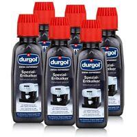 Durgol Swiss Spezial Espresso Entkalker 6 Flaschen a 125ml