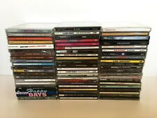 Huge Lot Rock Pop Hip-Hop Soundtrack Country Cds You Pick 5+ Gets Free Shipping