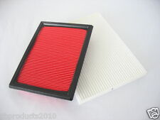 FA4675 FC25864 ENGINE & CABIN AIR FILTER 2.5L 4CYL SENTRA 12 - 07 ROGUE 14 - 08