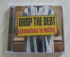CD ALBUM DROP THE DEBT ANNULONS LA DETTE VARIOUS ARTIST NEUF SOUS CELLO