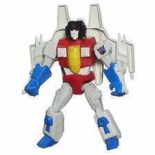 Transformers Movie Hero Mashers Starscream Robot Ages 4+ Hasbro New Toy Boys Fun