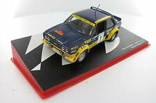 Fiat 131 Abarth WRC #1, Fernandez 1979 Catalunya, IXO Altaya Diecast 1/43 NEW