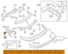 AUDI OEM 12-15 Q7 Rear Bumper-Guide Screw WHT003954