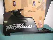 Carénage latéral inférieure Sidecowl sous Honda CBR900RR Fireblade SC33