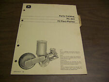 12149 John Deere Parts Catalog Flexi-planter flexi planter 70 series