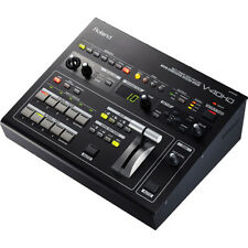 NEW Roland V-40HD Portable 4-Channel HD Video Switcher with 12 inputs