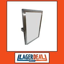 Kippspiegel 400x600x120mm Edelstahl poliert Badartikel Bad Zubehör Lagerdeal WOW
