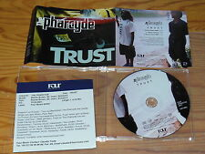 THE PHARCYDE - TRUST / 3 TRACK MAXI-CD 2001 MINT- & INFO-FACTS