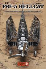 202006 1/48 F6F-5 Hellcat Full PE Model Jasmine Model