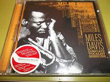 Miles Davis Complete Vocalist Sessions CD *SEALED*