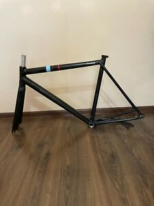 Chris Hoy Fiorenzuola 001 Track Fixie Single Alum Frameset Large 58.5cm 700c