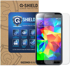G-Shield® Vitre Film Protection en Verre Trempé d'écran Samsung Galaxy S5