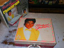 RARE Michael Jackson Vanity Fair Record Player WITH Needle - Good Working Shape!