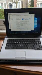 Toshiba Satellite Pro A200 15.4 Laptop Notebook Pentium 1.6GHz 2GB RAM 160GB DVD