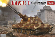 Amusing Hobby 1/35 35A016 8.8cm Flakzwilling Flakpanzer E-100