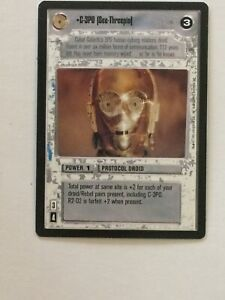 Star Wars CCG Premiere Limited BB Nearly Complete Set NM/M never played