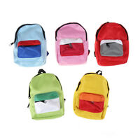 18inch Dolls Accessories Backpack Schoolbag for American Our Generation Girl KR